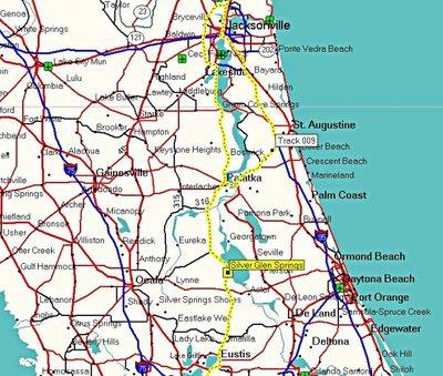 Silver Springs Florida Fast Food