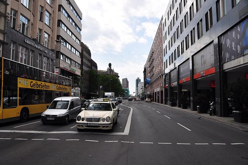 Hotel Checkpoint Charlie Berlin
