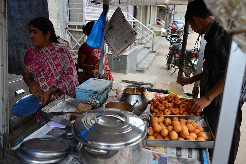 Street food essay