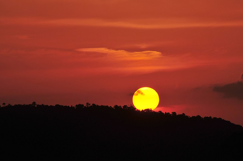 essays on the sunset