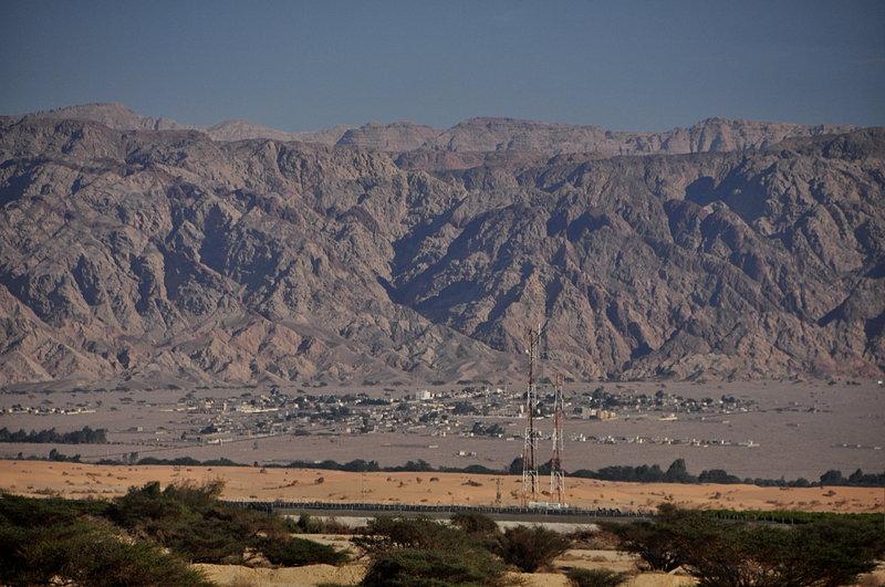 Frank\'s Photo Essaysjordan village