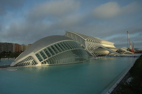 Calatrava in Valencia